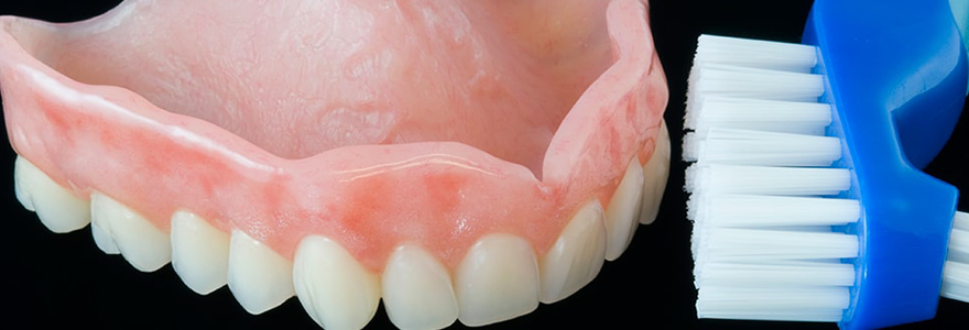 How to Take Care of Removable Dentures?
