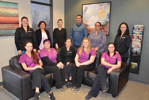 Dental Clinic Team in Calgary NW – Expressions Dental™