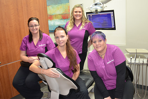 Dental Assistant Staff Members in Calgary NW