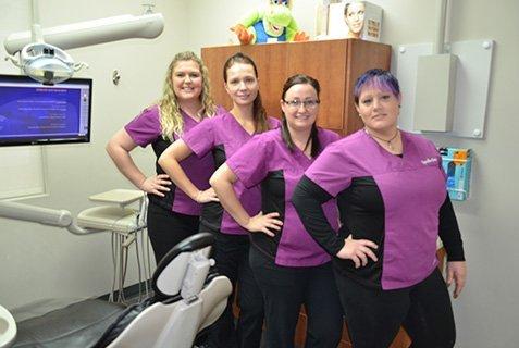 Dental Assistant Team Members in Calgary NW