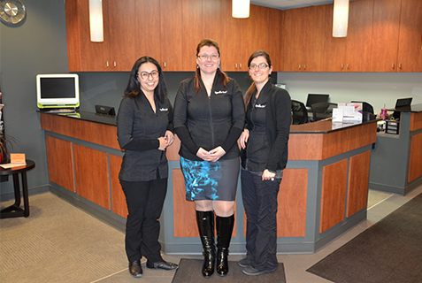 Front Desk Dental Assist Team - Expressions Dental™