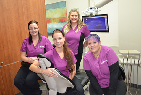 Dental Assistant Team – Expressions Dental™