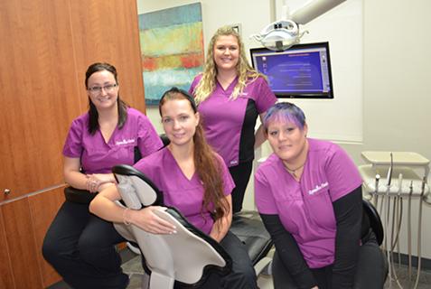 Dental Assistant Team – Expressions Dental™