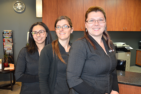 Front Desk Team – Expressions Dental™