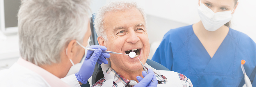 Dental Health Care for Seniors
