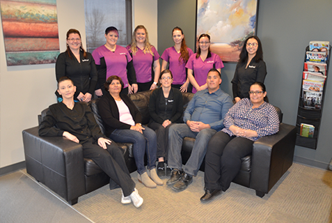 Expressions Dental™ Clinic Team in Calgary NW