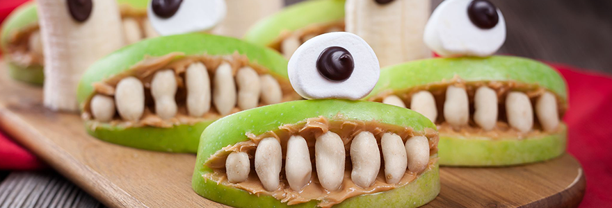 Healthy Snacks for Children's Teeth