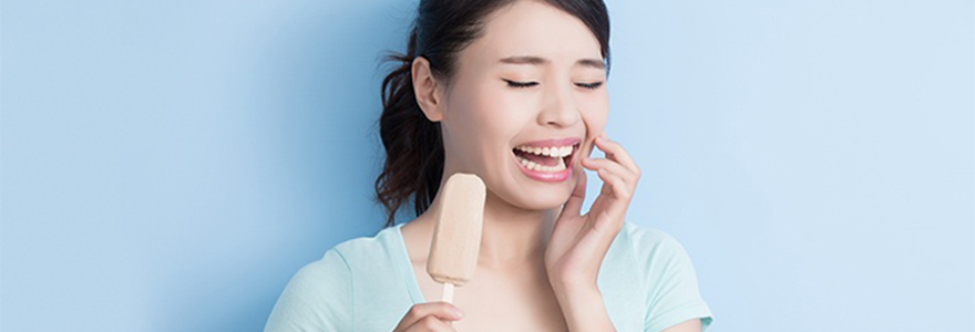 Reasons for Sensitive Teeth