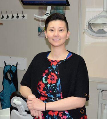 Dr Jennifer Li - Dentist Calgary NW