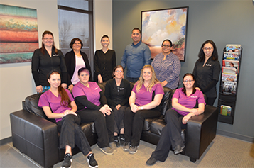Expressions Dental™ Team in Calgary NW