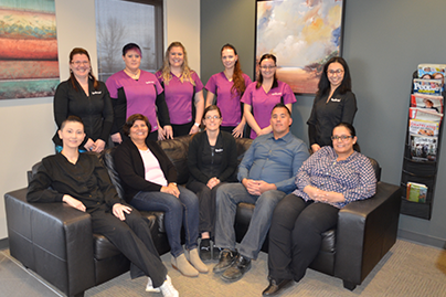 Expressions Dental™ Team Calgary NW