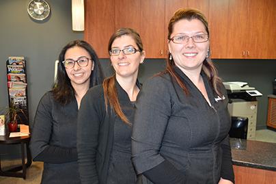 Front Desk Dental Assist Team - Expressions Dental™