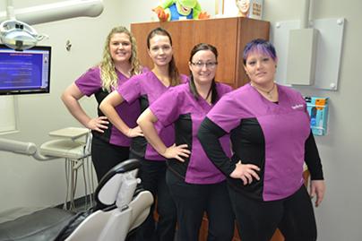 Dental Assistant Team - Expressions Dental™